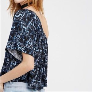 NEW Free People, One Shoulder top